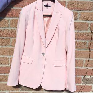 Tommy Hilfiger pink blazer size 4